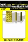 Plastic kits accessories AF35095