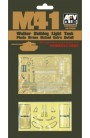 Accessories Afv Club for tanks 1-35 scale AG35008