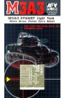 Accessories Afv Club for tanks 1-35 scale AG35010