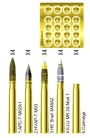 Accessories Afv Club for tanks 1-35 scale AG35031