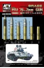 Accessories Afv Club for tanks 1-35 scale AG35036