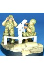 Resin Kit figures HF704